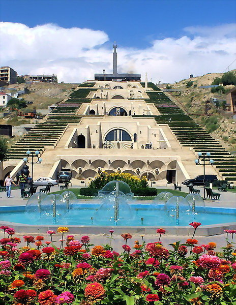 Exotic armenia tours armenia classic 7nights 6days for Mezzo classic house yerevan