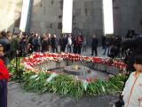Armenian Genocide Memorial Complex, Eternal Fire